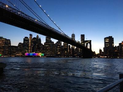 今年もニューヨーク、今度は主人とビリージョエル4 日目と帰国日!