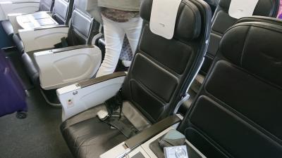 BA1387(MAN-LHR)ビジネスクラス機内食