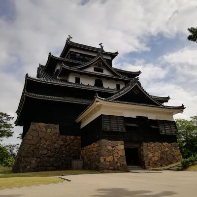 国宝松江城へ 2019松江・出雲旅行1