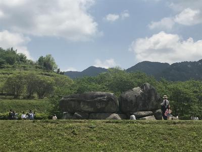 大神神社と飛鳥へ。奈良定期観光バスに乗って2019