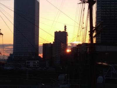 横浜ベイシェラトン2泊3日⑤横浜散歩