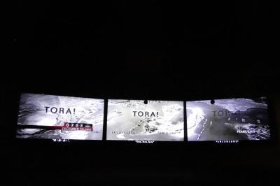 39.長男と行くハワイ3泊 車チャーター パールハーバーヒストリックサイト  資料館Attack(アタック)その2 真珠湾攻撃記録映画その1