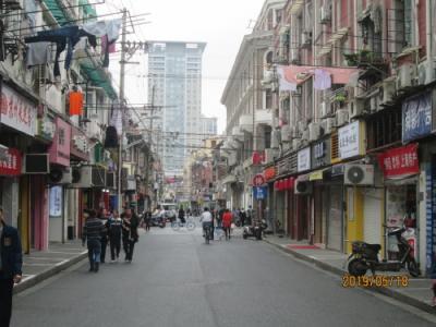 上海の貴州路・食堂街・安くて美味い