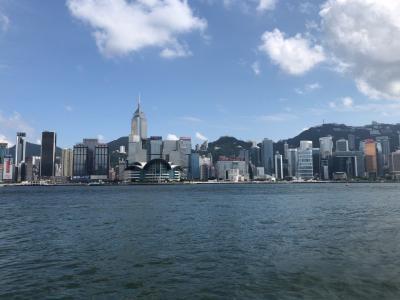 梅雨の香港・マカオ旅行記①インターコンチネンタル香港クラブラウンジ滞在記編