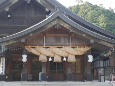 一畑電車で出雲大社へ  2019松江・出雲旅行3