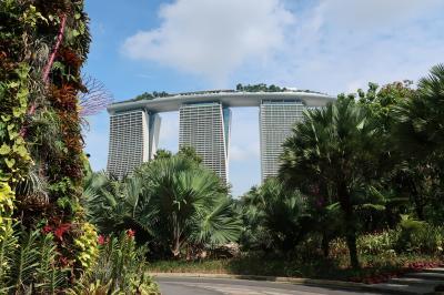 シンガポール家族旅行2019 春<9>激アツの「ガーデンズ・バイ・ザ・ベイ」!編