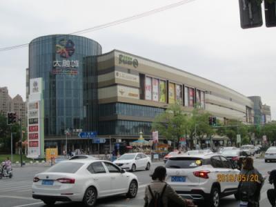 上海の馬陸・嘉定大融城・巨大モール