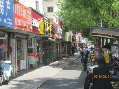 上海の馬陸・育英街・飲食店街