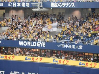 京セラドームで交流戦 2019