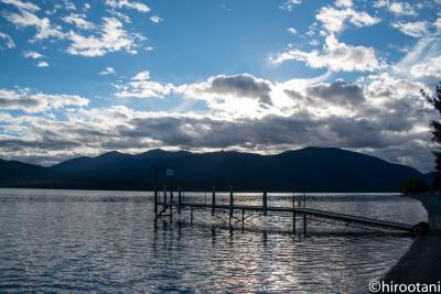ニュージーランド南島への定年記念旅行 【1】テ・アナウ