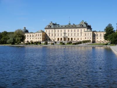 ストックホルムからノルウェー・フィヨルド&オスロ9日間~久しぶりの夫婦二人旅~⑤ドロットニングホルム宮殿へ。