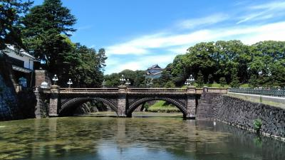 1泊2日ツアー(2)-皇居を見て、軽井沢に向かうー(追加版)