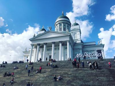 初エストニアと2年ぶり3度目のヘルシンキDAY3