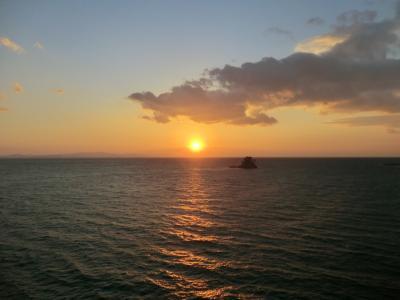 乗食変態行程旅・その6.篠島で三河湾の海の幸を堪能しよう。