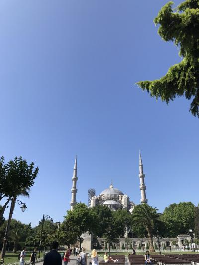 トルコ旅行(1)