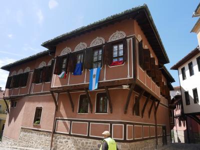 2019GW ブルガリア・ルーマニア その4 プロブディフ観光前半で新市街から旧市街へ