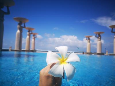 憧れのザ・ムリアに宿泊☆キャンペーン価格&乾季に万歳!バリ島夫婦旅 Day4&5ホテル滞在&体調不良