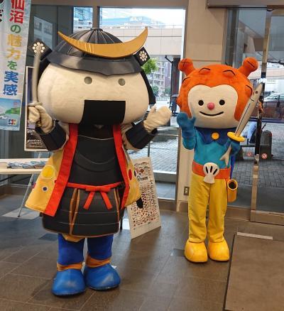2019年6月★仕事終わりの仙台旅行前半★