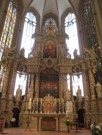 心の安らぎ旅行(2019年 5月 Erfurt エアフルトPart2 In der Kirche und Dom 教会、大聖堂内♪)