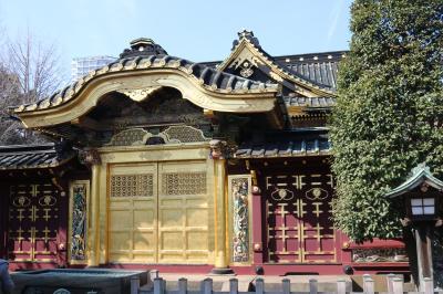 上野東照宮とAKB48劇場