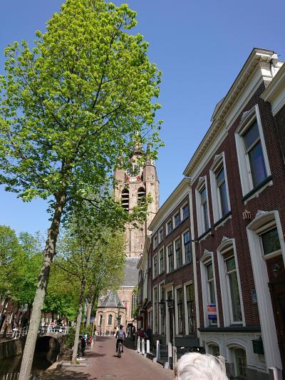 シニア&子連れ オランダ・ベルギー 個人旅行 5日目 デルフト、ベルギーへ移動