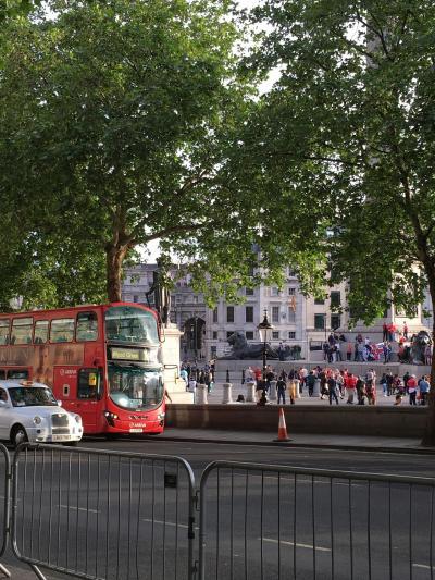 久しぶりのロンドン 初めての海外ひとり旅 ②