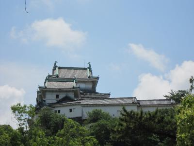 和歌山 2(和歌山城西の丸庭園・旧松井家別邸)