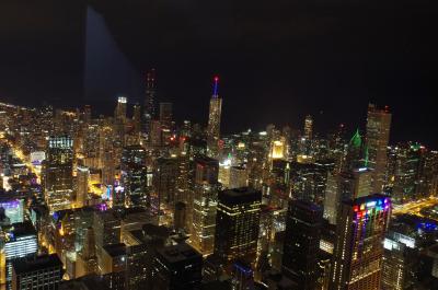 三連休でシカゴ
