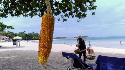 のんびりサムイ島