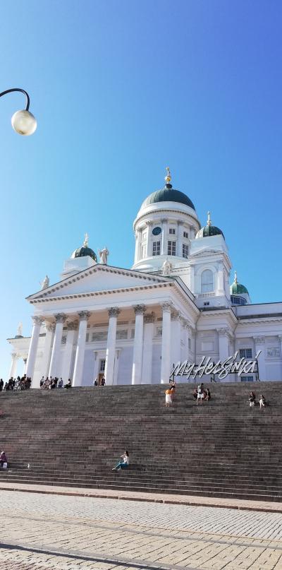 フィンランド ヘルシンキ カモメトモダチ