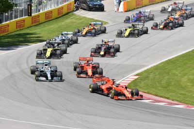 F1 カナダGP 2019