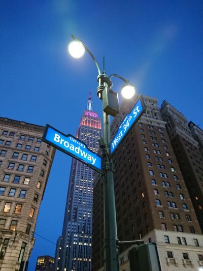 ファーストクラスで行くニューヨーク6日の旅 DAY2