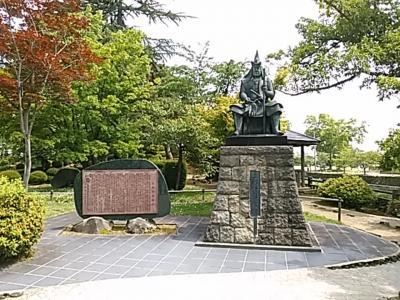 上杉ゆかりの米沢を巡る(謙信公編)