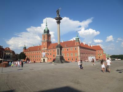 ポーランド一人旅