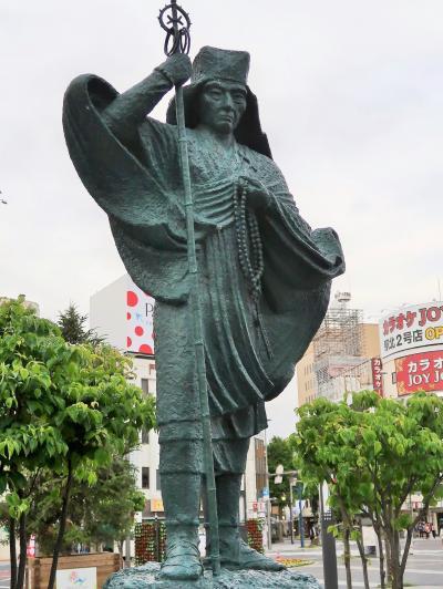 信州令和01 松本駅あたり 学都・岳都・楽都の時計塔 ☆深志の湧水もあり/花フェスタへ