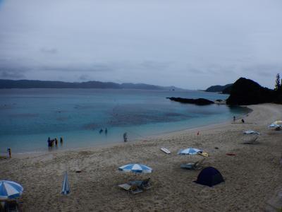 梅雨前線だよ!座間味島~!!2019年6月