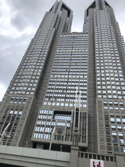 令和になって初の東京観光+山梨さくらんぼ狩りツアーの最終日、久々の東京滞在を終えて帰ります!!