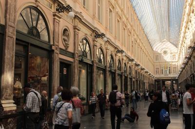 ちょこっとウィーン→ブリュッセル→ドイツ木組み街道→またもやちょこっとウィーン1週間 1ノイハウスへ