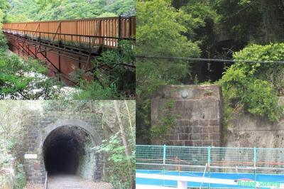◆宝塚~武田尾 福知山線旧線廃線跡巡りの旅◆その1