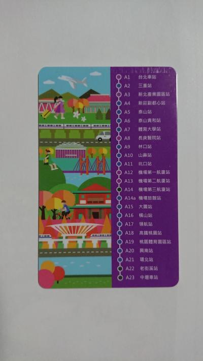 悠遊カード(悠遊卡)