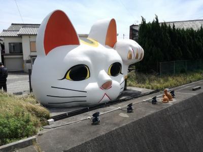 愛知県 常滑の旅
