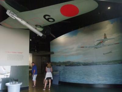 1941年12月8日 真珠湾攻撃、日米開戦(砂布巾のLW 第5章5-1) 砂布巾真珠湾を行く2