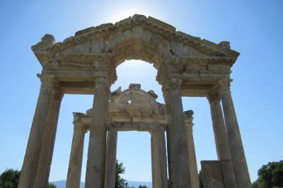 トルコ周遊10日間のツアー旅⑪