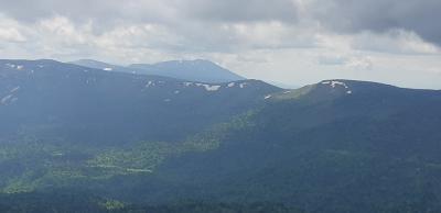 八幡平茶臼山から登る