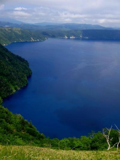 憧れの摩周湖から屈斜路湖、そして網走ーーー