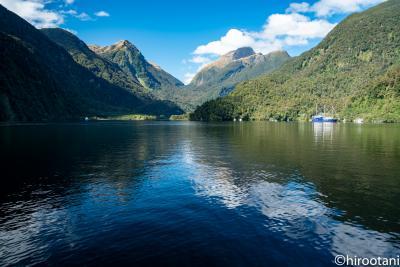 ニュージーランド南島への定年記念旅行 【3】ダウトフル・サウンド