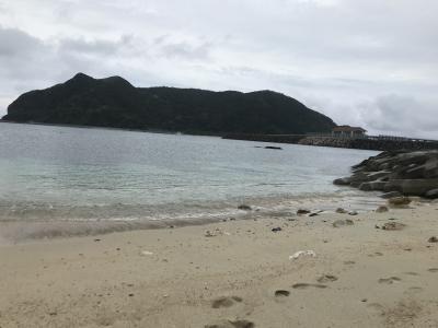 梅雨前線だよ!座間味島~!!2019年6月 そのに