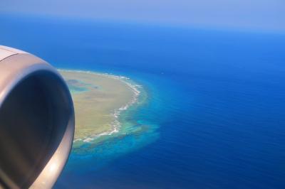 マンゴーを買ってきてもらうため、UA特典でANA便を利用し、岩国=沖縄往復航空券を叔母夫妻に発券しました!