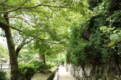 石畳の町 坂本ー旧竹林院・日吉大社・西教寺ー