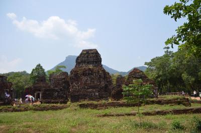 オッサンひとり旅2019GWは東南アジアのベトナムとタイ(ベトナムのミーソン聖域)